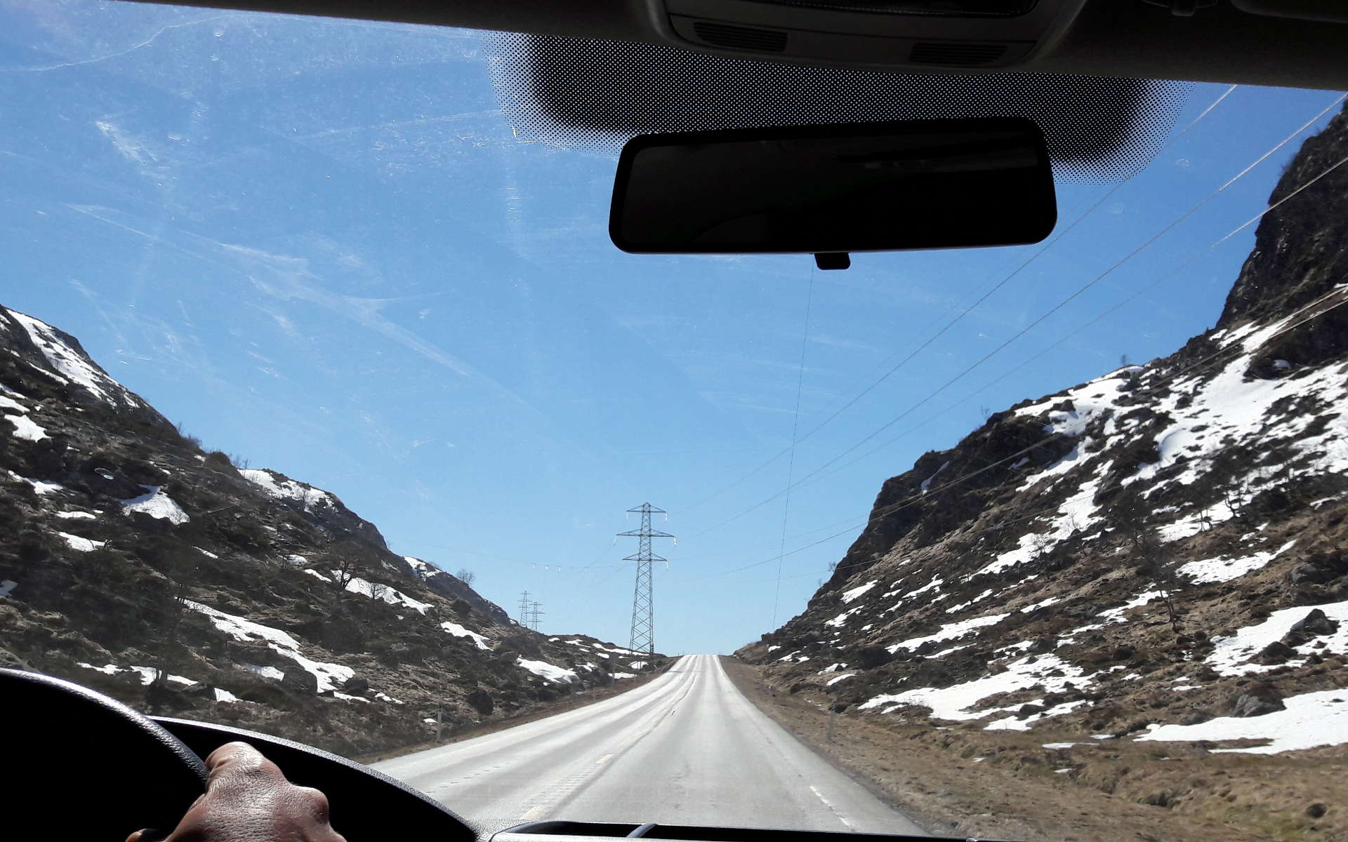 Roadtrip Routen Norwegen Ideen