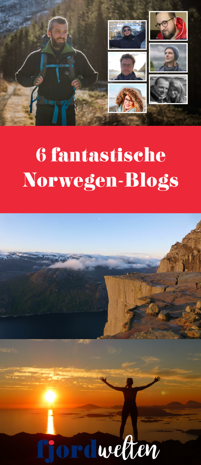 Fantastische Norwegen Blogs
