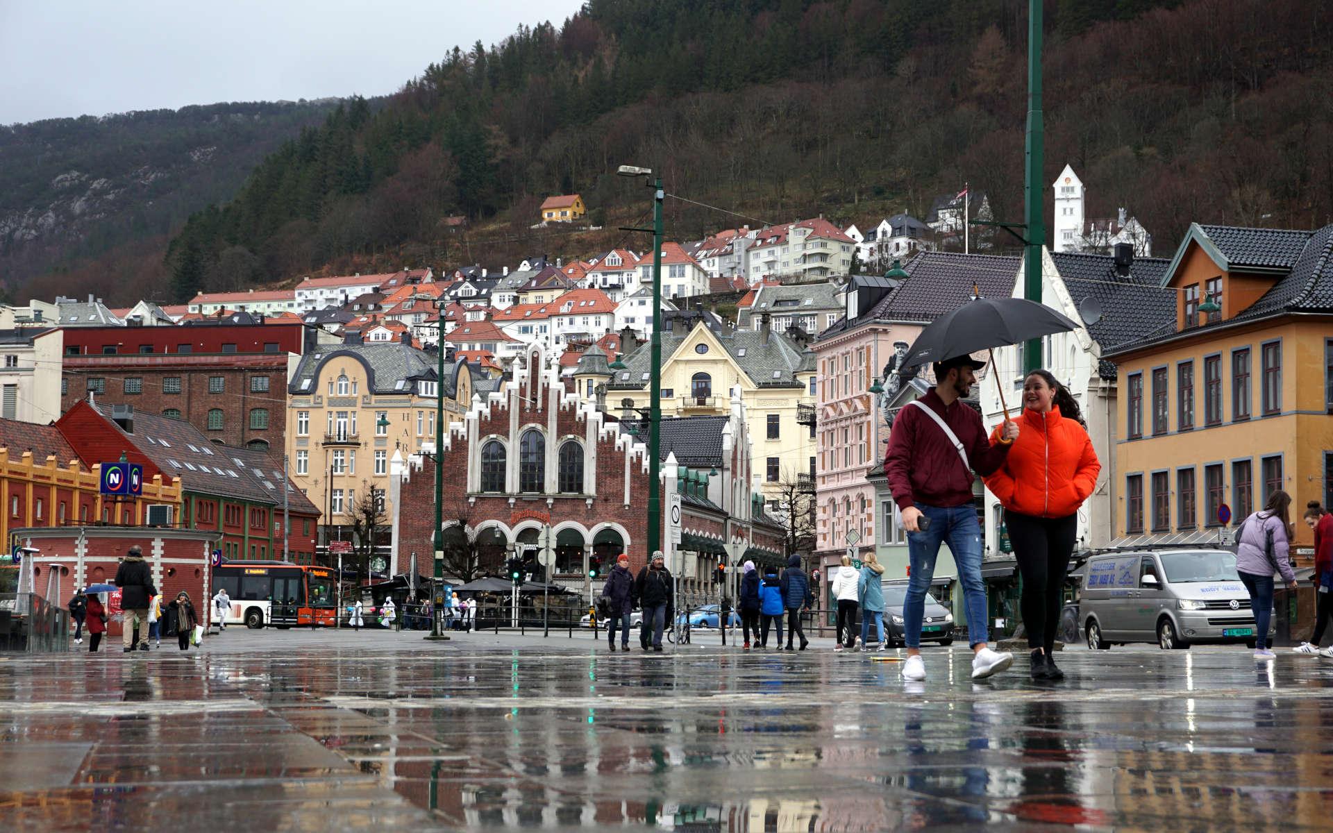 Reisetipps für Bergen bei Regen